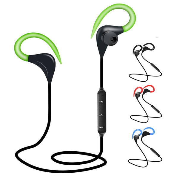 BT7 Bluetooth Around The Ear Earphones With Mic - BlueTechTalk