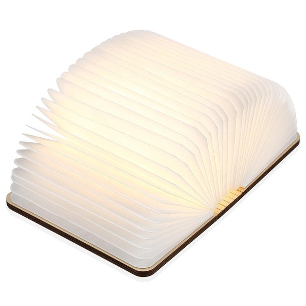 Rechargeable Folding Book Lamp - BlueTechTalk