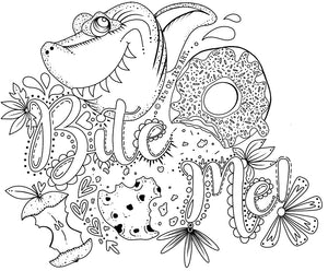 FREE Colouring Pages - Family Friendly Under The Sea (Digital Download)
