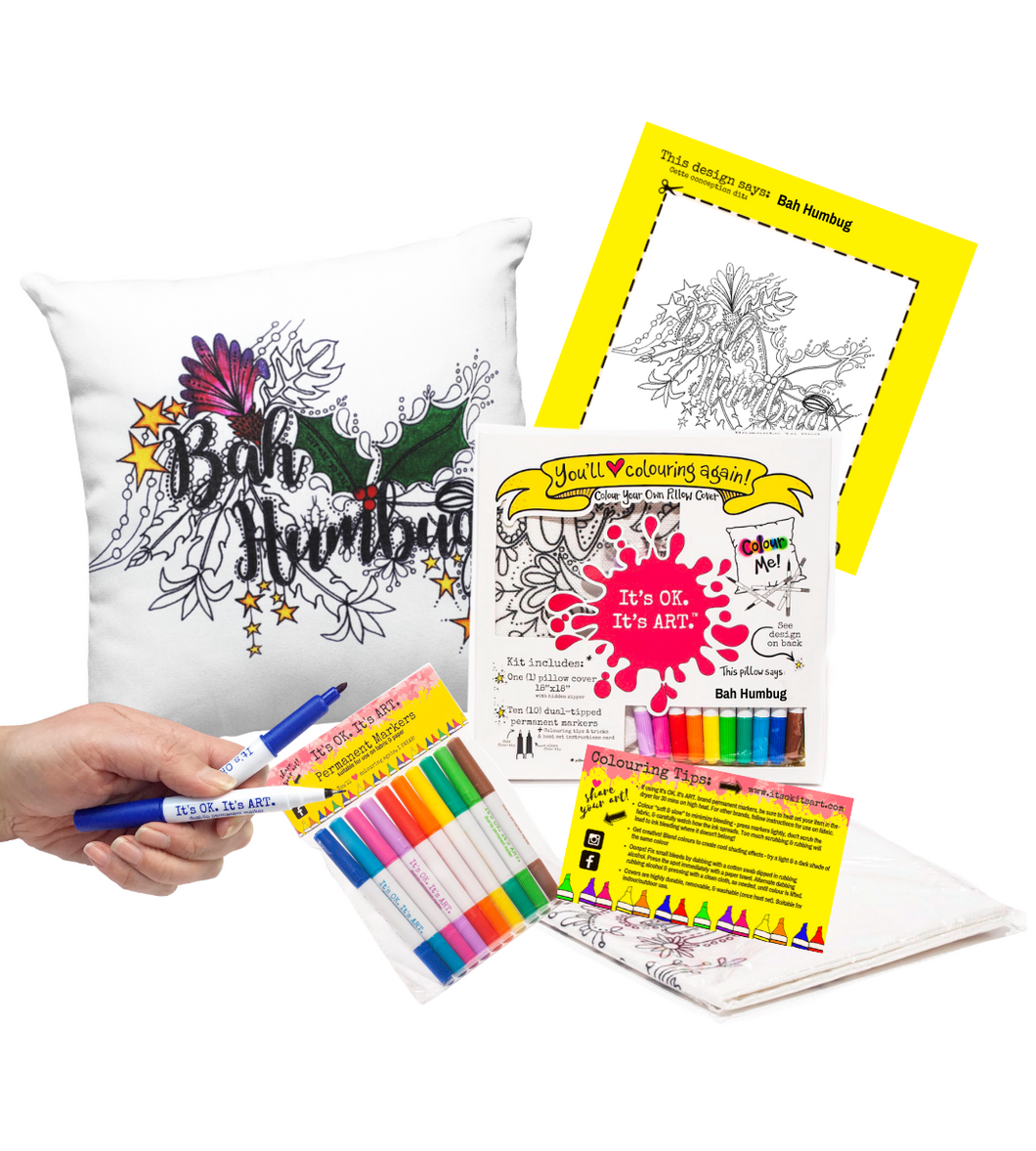 (Wholesale) Bah Humbug Creative Kit Lite