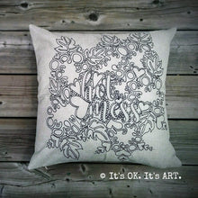 Load image into Gallery viewer, Hot Mess Pillow Cover (Clearance)