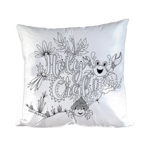 Load image into Gallery viewer, Holy Crab! Pillow Cover