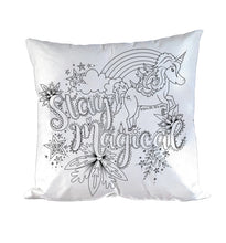 Load image into Gallery viewer, (Wholesale) Stay Magical Pillow Cover (ONLY)