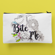 Load image into Gallery viewer, (Wholesale) Bite Me! Zip Pouch