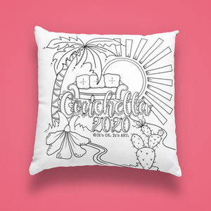 (Wholesale) Couchella 2020 Cover (ONLY)