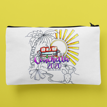 Load image into Gallery viewer, Couchella 2020 Zip Pouch