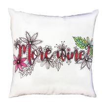 Load image into Gallery viewer, (Wholesale) More Wine Pillow Cover (ONLY)