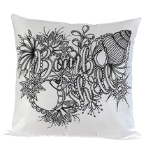 Load image into Gallery viewer, Bombshell Pillow Cover