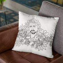 Load image into Gallery viewer, (Wholesale) Talk Moistly To Me Pillow Cover (ONLY)