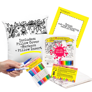 Creative Kit Mega: Cover + Markers + Insert