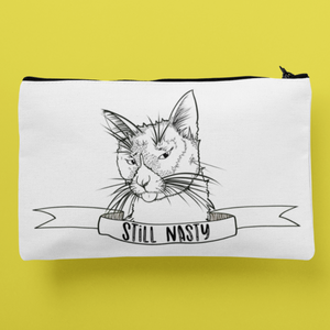 (Wholesale) Still Nasty Zip Pouch
