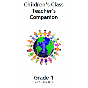 Children's Class Teacher's Companion Grade 1