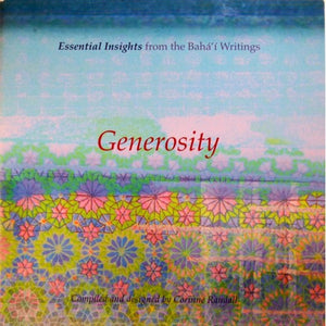Generosity – Essential Insight Series