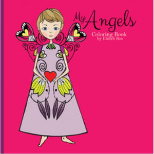 My Angels – Coloring book