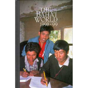 The Baha'i World 1998-1999