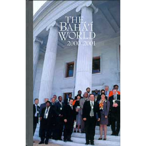 The Baha'i World 2000-2001