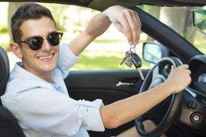 Teen Online Course with Behind The Wheel Lessons