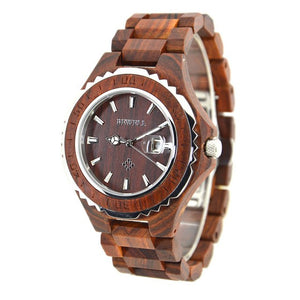 Lightweight Handcrafted Quartz Watch For Men and Women