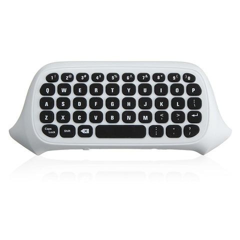 47 Keys 2.4G USB Mini Wireless Chatpad Message Keyboard