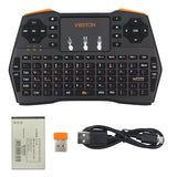 Mini Handheld Keyboard 2.4G
