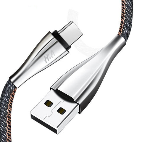 Fast Charger USB Cable Data Sync Cable For iPhone