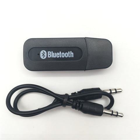 USB Wireless Bluetooth Music Stereo Receiver Adapter