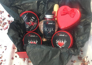 Bath Love Hamper