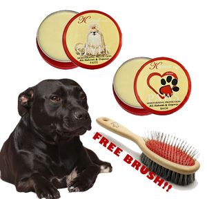 KAROSI PETS PACKAGE + FREE BRUSH