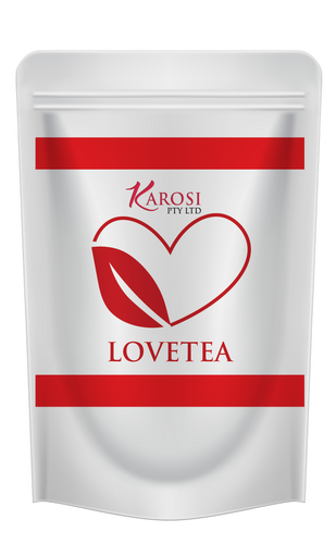 KAROSI TEA 250gm teas -XLarge bag of tea -5 BAGS FOR THE PRICE OF 4 - GREAT BUY!!!