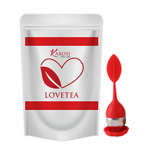 Load image into Gallery viewer, KAROSI TEA  + tea infuser