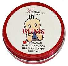 Load image into Gallery viewer, Kids Bums diaper cream- all natural & organic