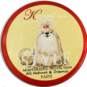 Doggy Style -Pooch styling and deodorising paste.