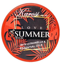 Load image into Gallery viewer, Love SUMMER Balm - with Citronella & Essential oils