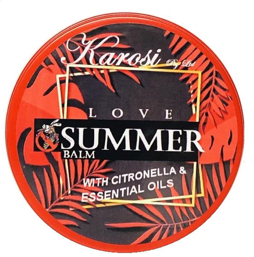 Love SUMMER Balm - with Citronella & Essential oils