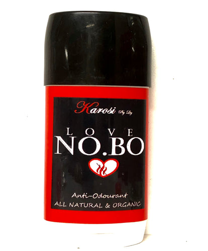 LOVE NO.BO ANTI ODOURANT 70g twist stick (no fingers)