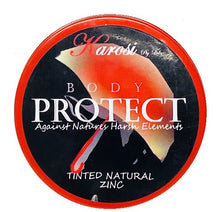 Load image into Gallery viewer, Body Protect - Tinted natural Zinc - Protection against natures elements