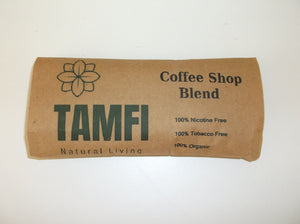 "Herbal Tea mix 30g Tamfi ""Coffee Shop blend"" alternative substitute"