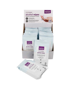 Alcohol Wipes 150029