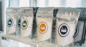 Soak Bath Salts - Assorted