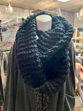 Load image into Gallery viewer, Assorted Knit Infinity Scarf  slb-1