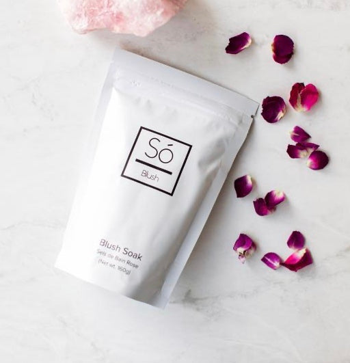 So Luxury Cocoa Blush Bath Soak so-10