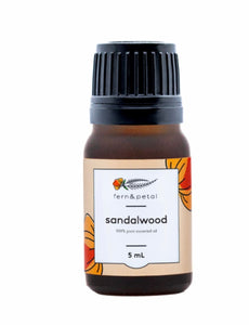 Fern and Petal - Sandalwood Essential Oil