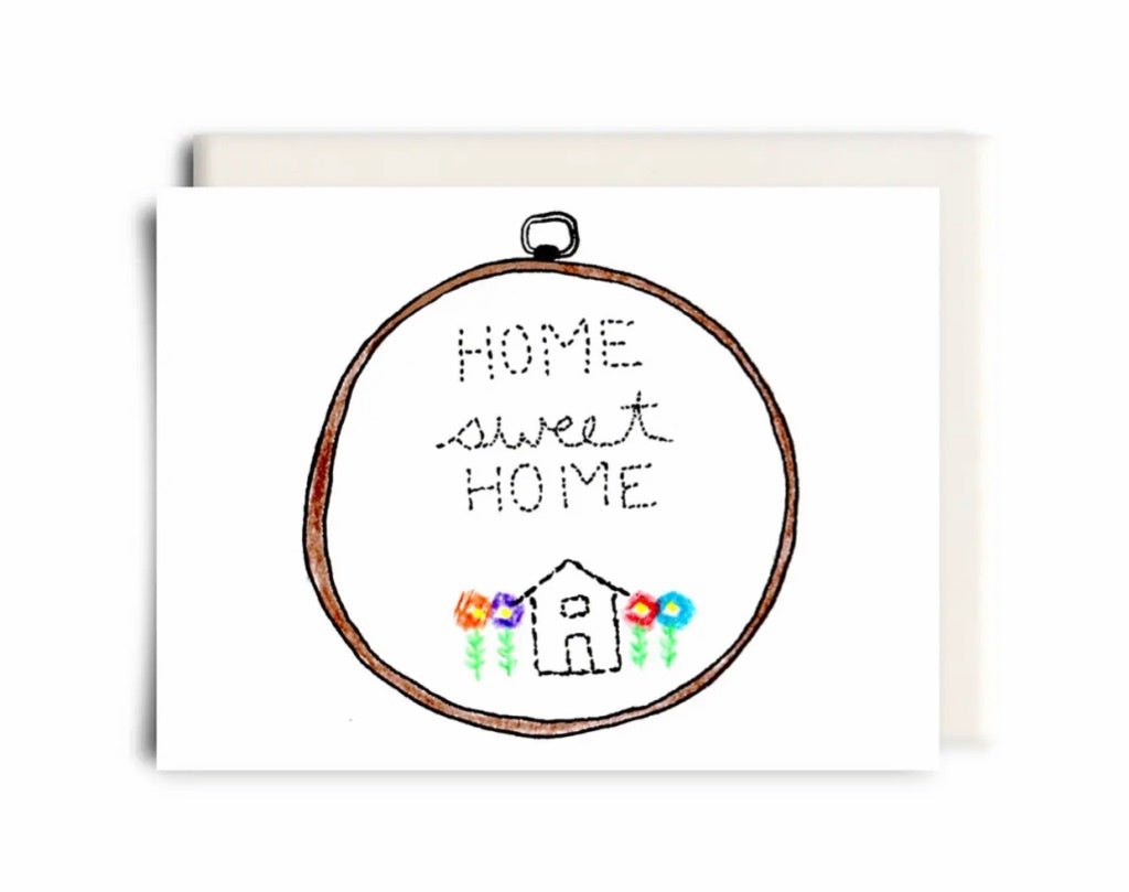 Home Sweet Home - Inkwell Cards LS003