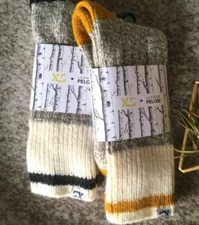 Wool Camp Sock  xs-1