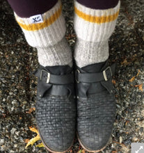 Load image into Gallery viewer, Wool Camp Sock  xs-1