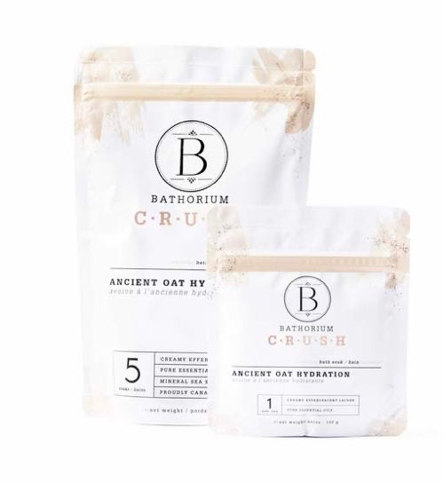 Bathorium Crush Ancient Oat Hydration Soak