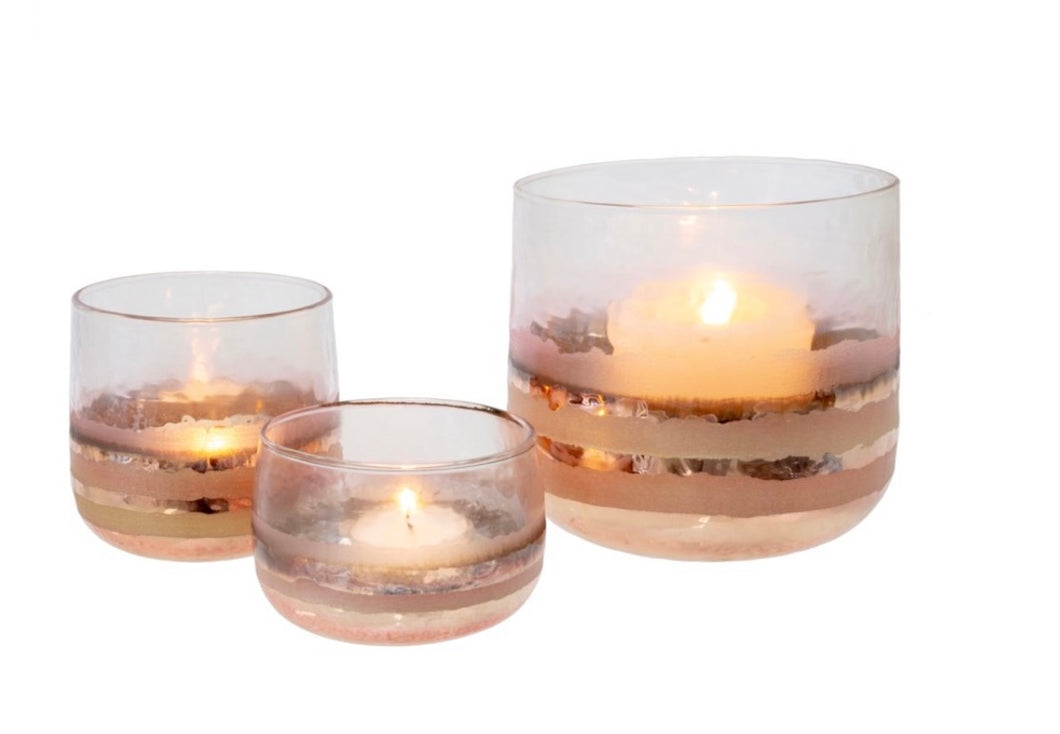 Blush Echo Votive Large  1-5744
