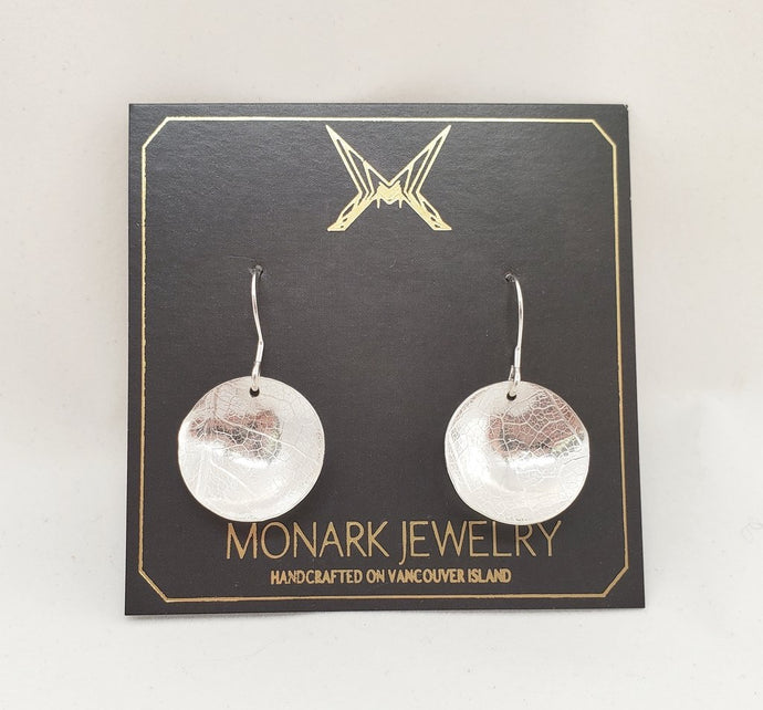 Monark Jewellery Fine Silver Earrings MJ-FSSE
