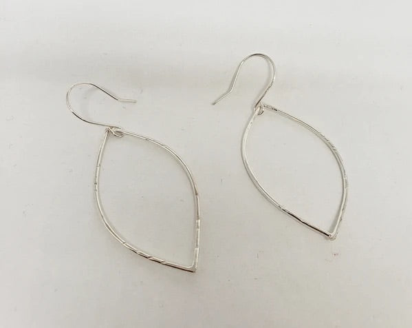 Monark Jewellery Fine Silver Earrings MJ26-FSSE