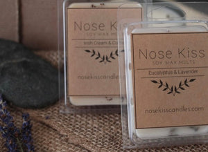 Nose Kiss Candles Assorted Wax Melts NK-3